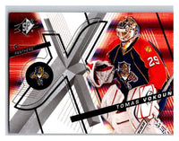 (HCW) 2008-09 SP SPx #53 Tomas Vokoun Panthers Upper Deck NHL Mint