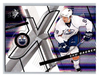 (HCW) 2008-09 SP SPx #57 Sam Gagner Oilers Upper Deck NHL Mint