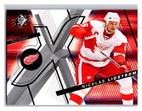 (HCW) 2008-09 SP SPx #62 Nicklas Lidstrom Red Wings Upper Deck NHL Mint