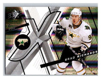 (HCW) 2008-09 SP SPx #63 Brad Richards Stars Upper Deck NHL Mint