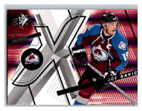 (HCW) 2008-09 SP SPx #70 Joe Sakic Avalanche Upper Deck NHL Mint