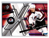 (HCW) 2008-09 SP SPx #71 Milan Hejduk Avalanche Upper Deck NHL Mint