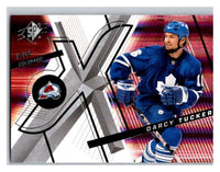 (HCW) 2008-09 SP SPx #75 Darcy Tucker Avalanche Upper Deck NHL Mint