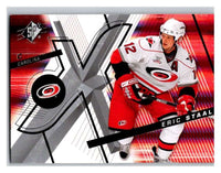 (HCW) 2008-09 SP SPx #79 Eric Staal Hurricanes Upper Deck NHL Mint