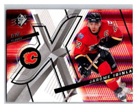 (HCW) 2008-09 SP SPx #83 Jarome Iginla Flames Upper Deck NHL Mint