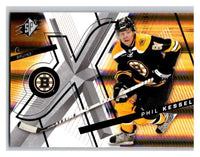 (HCW) 2008-09 SP SPx #91 Phil Kessel Bruins Upper Deck NHL Mint