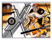 (HCW) 2008-09 SP SPx #92 Tim Thomas Bruins Upper Deck NHL Mint