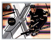 (HCW) 2008-09 SP SPx #99 Ryan Getzlaf Ducks Upper Deck NHL Mint