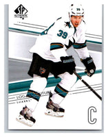 2014-15 Upper Deck SP Authentic #6 Logan Couture Sharks NHL Mint