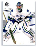 2014-15 Upper Deck SP Authentic #30 Ryan Miller Canucks NHL Mint