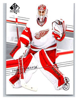 2014-15 Upper Deck SP Authentic #46 Jim Howard Red Wings NHL Mint