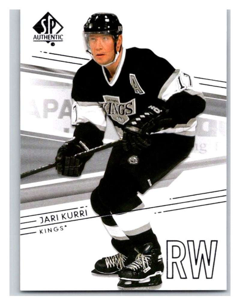 2014-15 Upper Deck SP Authentic #75 Jari Kurri Kings NHL Mint
