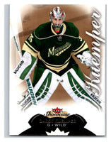 2014-15 Upper Deck Fleer Showcase #8 Darcy Kuemper Wild NHL Mint