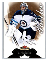 2014-15 Upper Deck Fleer Showcase #11 Ondrej Pavelec Winn Jets NHL Mint