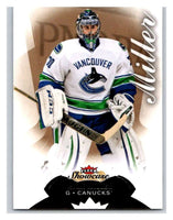 2014-15 Upper Deck Fleer Showcase #12 Ryan Miller Canucks NHL Mint