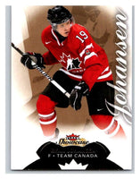 2014-15 Upper Deck Fleer Showcase #19 Ryan Johansen NHL Mint
