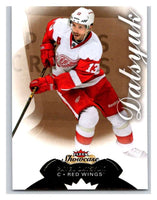 2014-15 Upper Deck Fleer Showcase #21 Pavel Datsyuk Red Wings NHL Mint