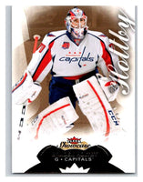 2014-15 Upper Deck Fleer Showcase #26 Braden Holtby Capitals NHL Mint