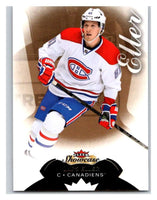 2014-15 Upper Deck Fleer Showcase #27 Lars Eller Canadiens NHL Mint