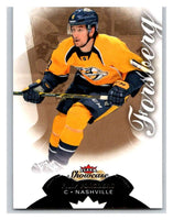 2014-15 Upper Deck Fleer Showcase #28 Filip Forsberg Predators NHL Mint