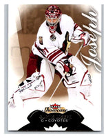 2014-15 Upper Deck Fleer Showcase #29 Curtis Joseph Coyotes NHL Mint