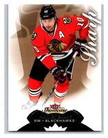 2014-15 Upper Deck Fleer Showcase #34 Patrick Sharp Blackhawks NHL Mint