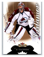 2014-15 Upper Deck Fleer Showcase #40 Semyon Varlamov Avalanche NHL Mint
