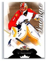 2014-15 Upper Deck Fleer Showcase #42 Roberto Luongo Panthers NHL Mint