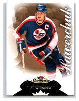 2014-15 Upper Deck Fleer Showcase #43 Dale Hawerchuk Winn Jets NHL Mint