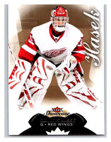 2014-15 Upper Deck Fleer Showcase #44 Dominik Hasek Red Wings NHL Mint