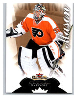 2014-15 Upper Deck Fleer Showcase #46 Steve Mason Flyers NHL Mint
