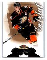 2014-15 Upper Deck Fleer Showcase #48 Ryan Getzlaf Ducks NHL Mint