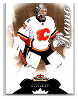 2014-15 Upper Deck Fleer Showcase #52 Karri Ramo Flames NHL Mint