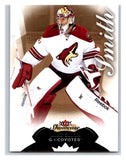 2014-15 Upper Deck Fleer Showcase #99 Mike Smith NHL Mint