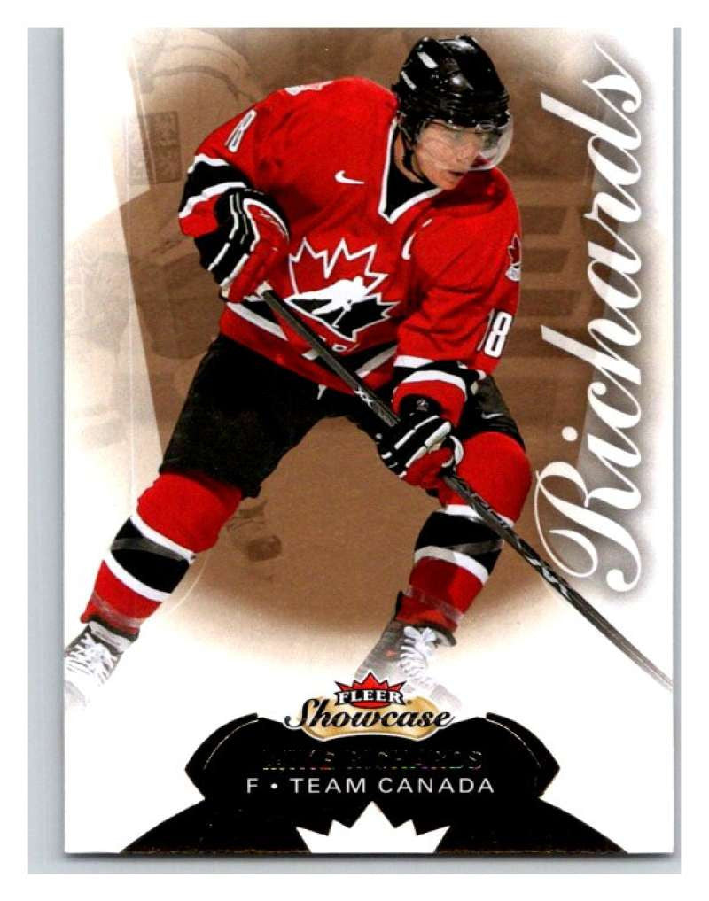 (HCW) 2014-15 #100 Mike Richards Mint Canada