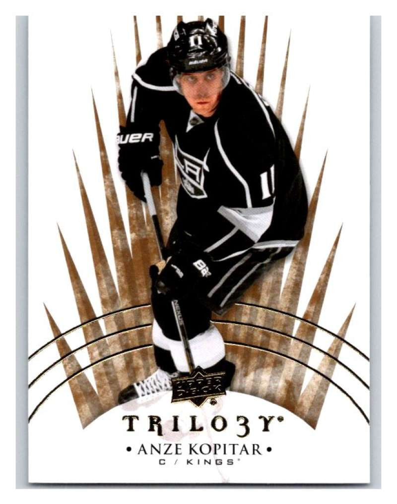 2014-15 Upper Deck Trilogy #2 Anze Kopitar Kings NHL Mint