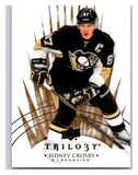 2014-15 Upper Deck Trilogy #4 Sidney Crosby Penguins NHL Mint