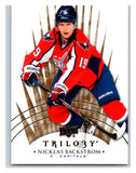 2014-15 Upper Deck Trilogy #23 Nicklas Backstrom Capitals NHL Mint