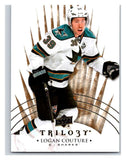 2014-15 Upper Deck Trilogy #41 Logan Couture Sharks NHL Mint