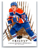 2014-15 Upper Deck Trilogy #42 Ryan Nugent-Hopkins Oilers NHL Mint