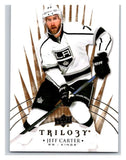 2014-15 Upper Deck Trilogy #53 Jeff Carter Kings NHL Mint