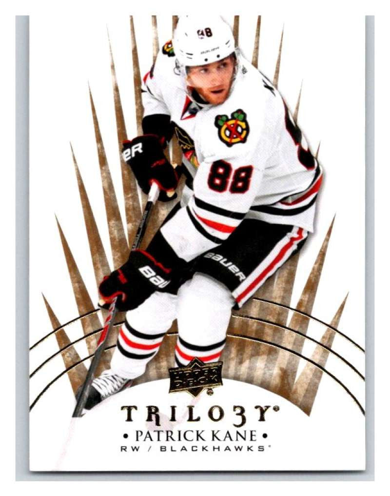 2014-15 Upper Deck Trilogy #61 Patrick Kane Blackhawks NHL Mint