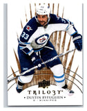 2014-15 Upper Deck Trilogy #66 Dustin Byfuglien Winn Jets NHL Mint