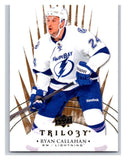 2014-15 Upper Deck Trilogy #68 Ryan Callahan Lightning NHL Mint