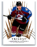 2014-15 Upper Deck Trilogy #80 Nathan MacKinnon Avalanche NHL Mint