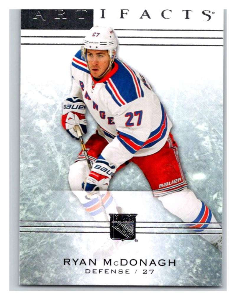 2014-15 Upper Deck Artifacts #1 Ryan McDonagh NHL Mint