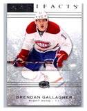 2014-15 Upper Deck Artifacts #2 Brendan Gallagher NHL Mint