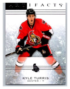 2014-15 Upper Deck Artifacts #4 Kyle Turris NHL Mint