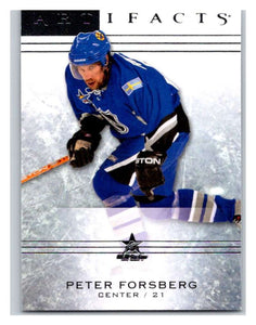 2014-15 Upper Deck Artifacts #5 Peter Forsberg NHL Mint