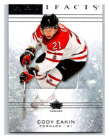 2014-15 Upper Deck Artifacts #8 Cody Eakin NHL Mint